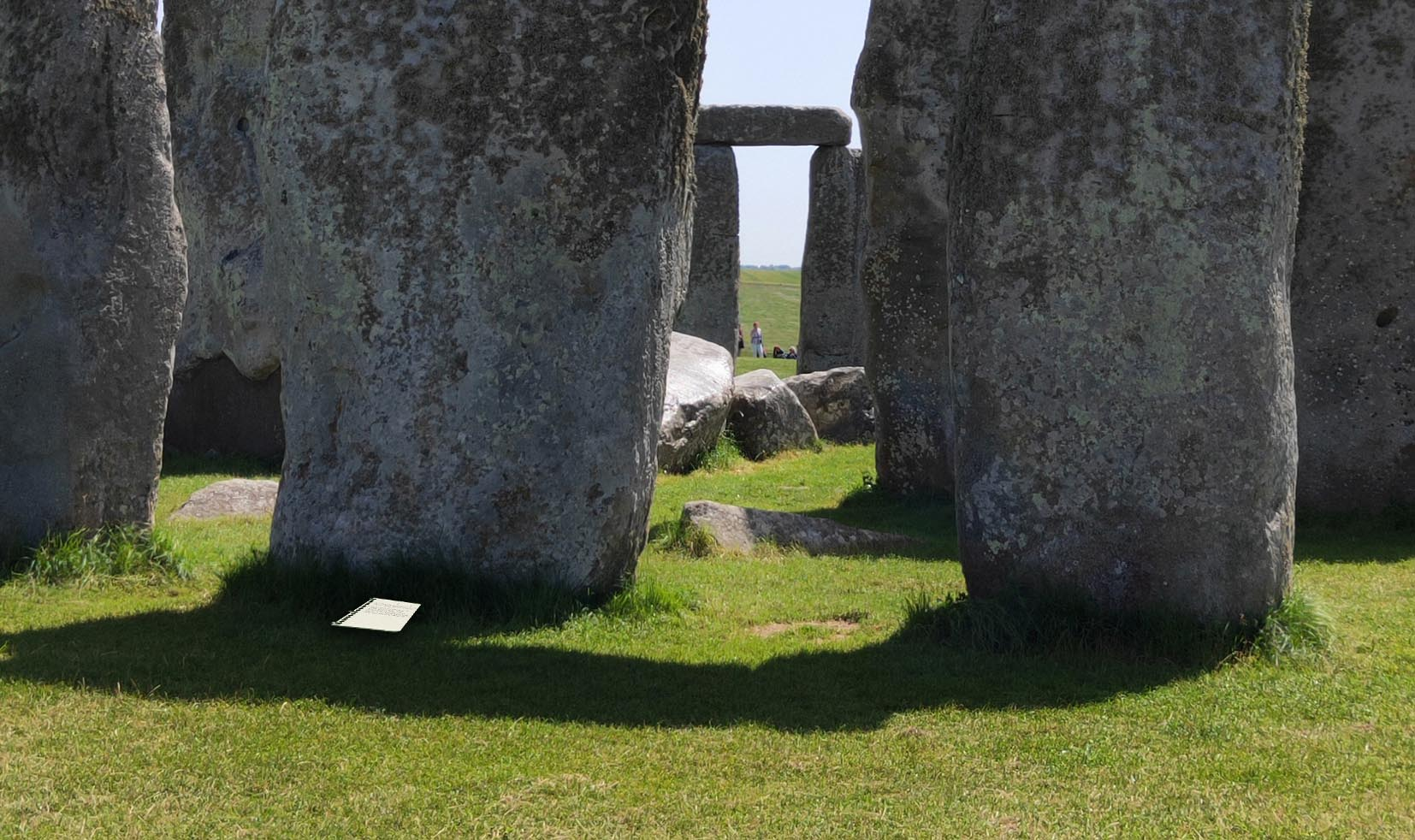 Stonehenge Note